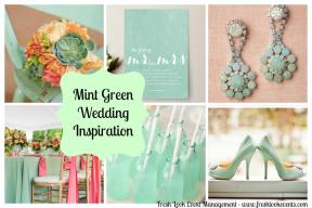 Mint Green Wedding Archives Edmonton