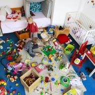 Minute Kid Room Cleanup Step Guide