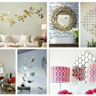 Mirror Decoration Wonderful Ideas Diy Fun World
