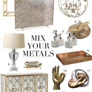 Mixing Metals Don