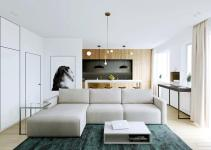Modern Apartment Decor Minimalist Natural Neutral