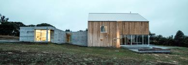 Modern Barn House Sebastopol Anderson