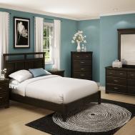 Modern Black Bedroom Sets Inspiration