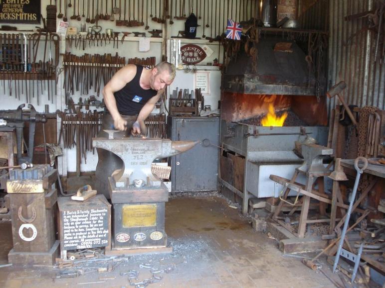 Modern Blacksmith Shop Imgkid Kid