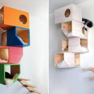 Modern Cat Tree Alternatives Date Pets