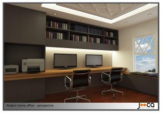 Modern Home Office House