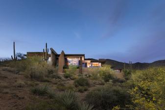 Modern Home Scottsdale Arizona