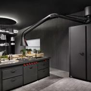 Modern Industrial Kitchen Dgmagnets