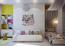 Modern Kids Decor Interior Design Ideas