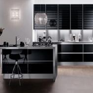Modern Kitchen Brown Color Dands
