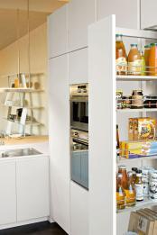 Modern Kitchen Designs Orange Snaidero Usa