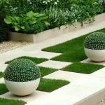 Modern Landscape Lighting Design Ideas