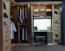 Modern Luxury Walk Closet Home Design Ideas