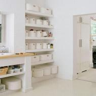 Modern Makeup Mirror Small Bathroom Storage Solutions