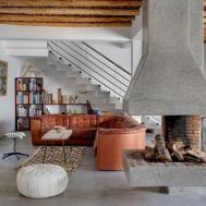 Modern Moroccan Living Room Iroonie