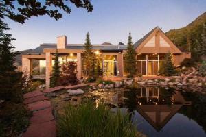 Modern Mountain Architecture Behind Build Diy