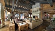 Modern Mountian Retreat Houses Interior