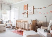 Modern Nursery Ideas Create Stylish Retreat