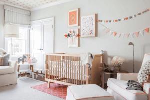 Modern Nursery Ideas Create Stylish Retreat