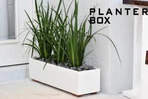 Modern Planter Box Diy Build