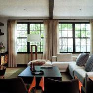 Modern Rustic Living Room Interior Design