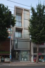 Modern Shophouse Design Built Narrow Lot Idea Home