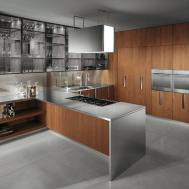 Modern Steel Cabinet Keep Organized