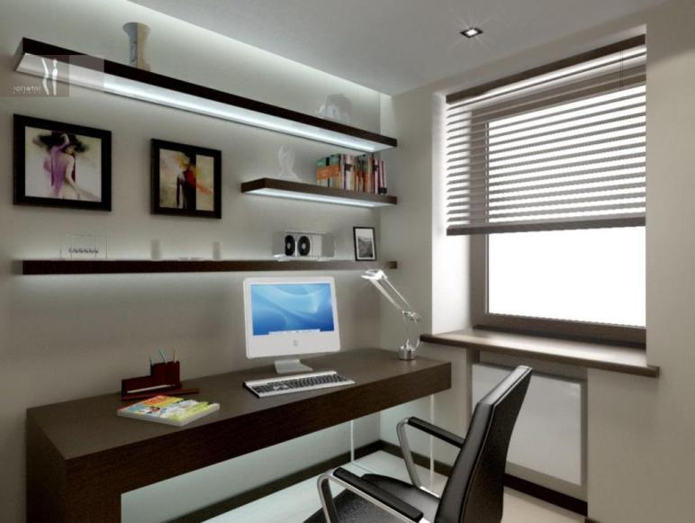 Modern Study Tables Interior Design