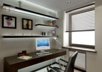 Modern Study Tables Interior Design