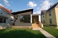 Modern Style House Plan Beds Baths 1441