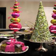 Modern Tabletop Decor Diy Christmas Table Decoration
