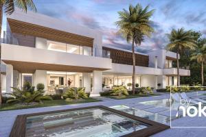 Modern Villa Sale Urbanization Zagaleta Marbella