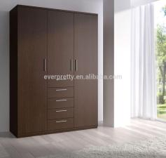 Modern Wooden Almirah Designs Door Bedroom Wardrobe