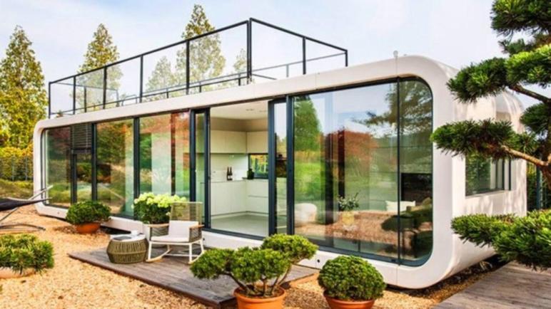 Modular Beach Homes Modern Prefab