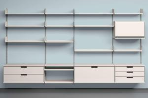 Modular Shelving Office