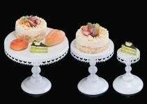 Moroccan Style Cake Stand Cupcake Dessert Platter Kitchen
