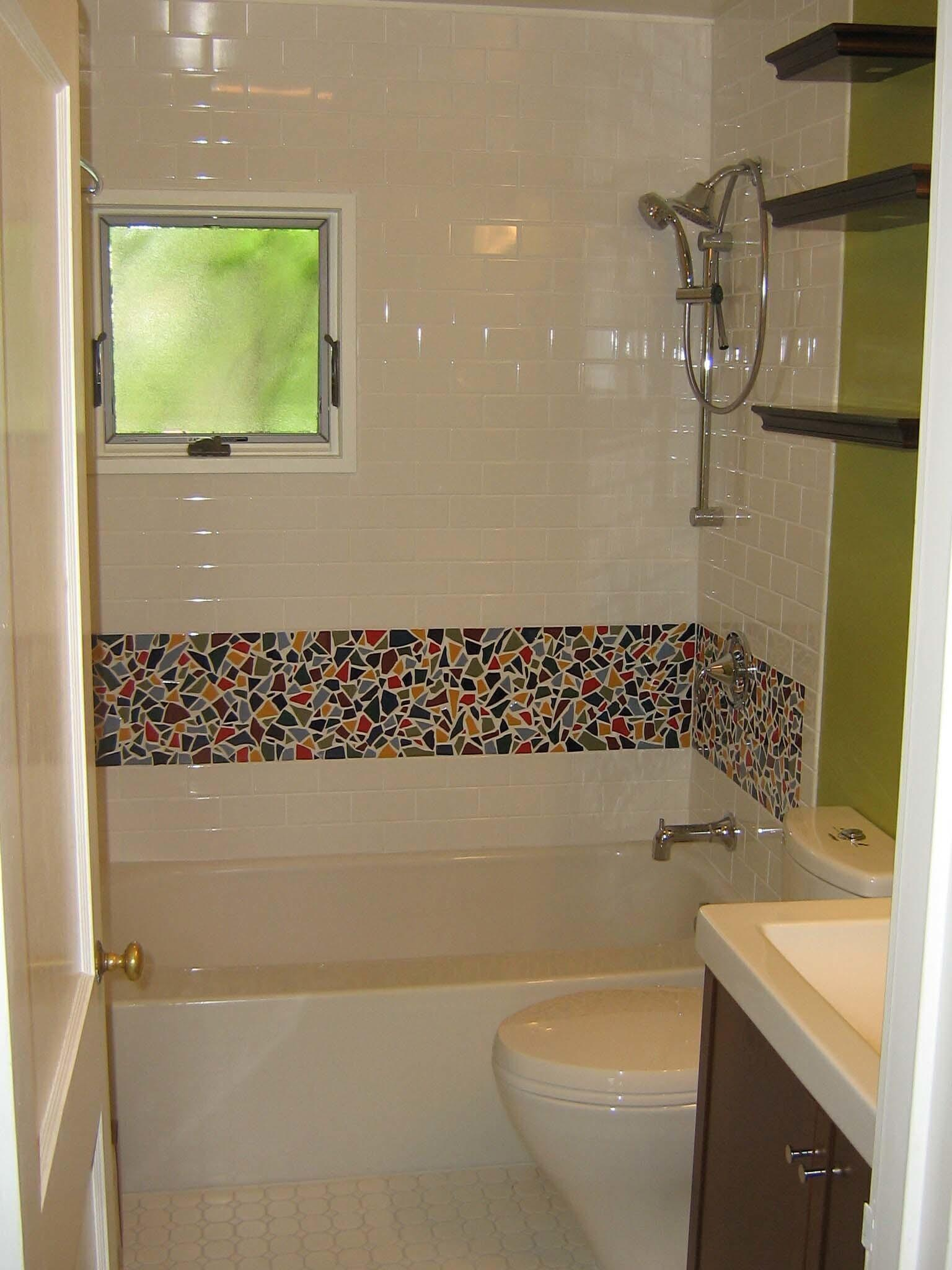 mosaic tile ideas bathroom room design