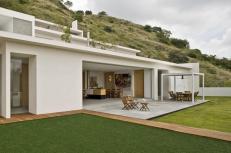 Mountain House Exterior Patio Interior Design Ideas