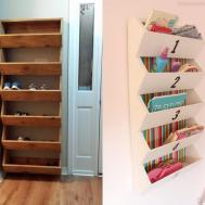 Mudroom Cubbies Storage Hats Mittens Reality