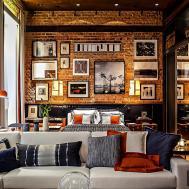 Multifunctional Brazilian Loft Apartment Style