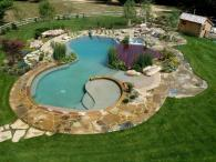 Natural Swimming Pools Times