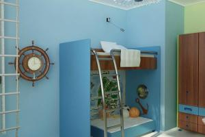 Nautical Room Decor Colorful Kids Rooms