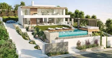 New Contemporary Villa Sale Capanes Alqueria