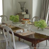 New Green Brown Dining Room Ideas Light