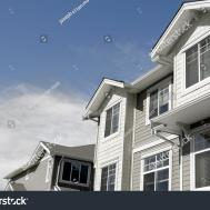 New House Sale Modern Townhouse Condo Home Real