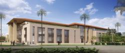 New Law School Building Design Released Santa
