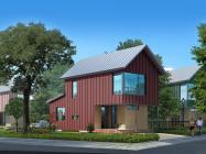 New Narrow Lot Modern Infill House Plans Design