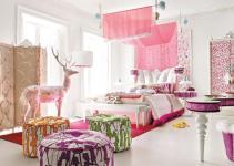 Nice Decors Blog Archive Stylish Pink Teen Girls Room