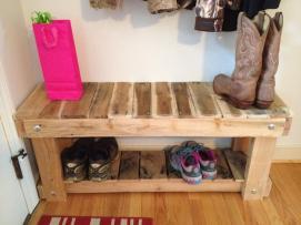 Nice Diy Storage Bench Ideas Easy Organizing Space