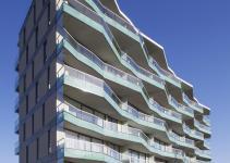 Nieuw Leyden Block Arons Gelauff Architecten Archdaily